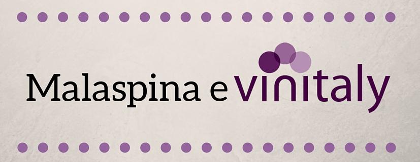 Logo Malaspina e vinitaly