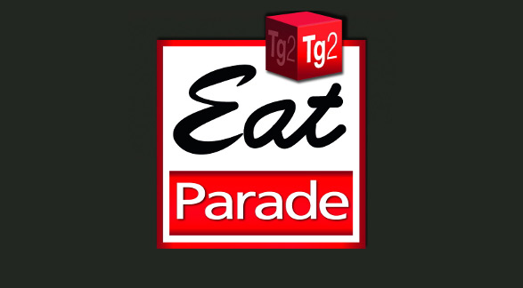 Venerdì 17 gennaio siamo sul TG2 Eat Parade