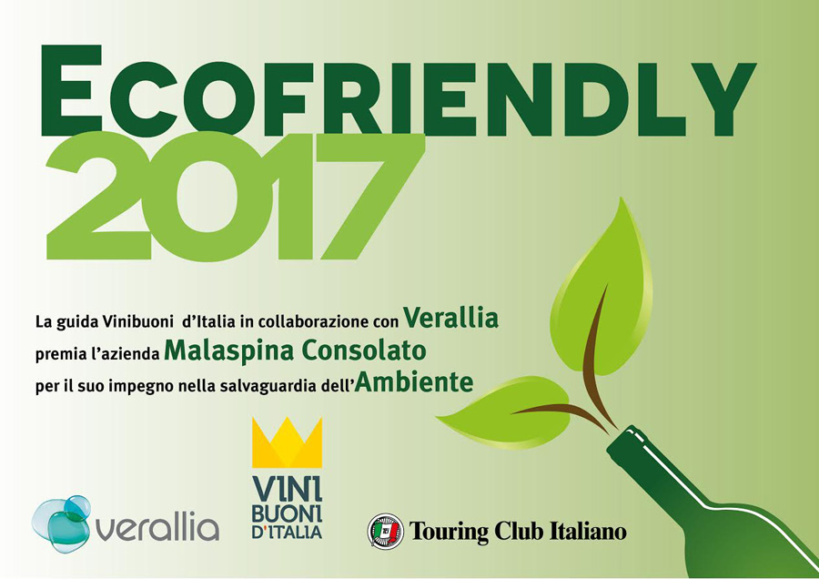 Diploma ecofriendly 2017